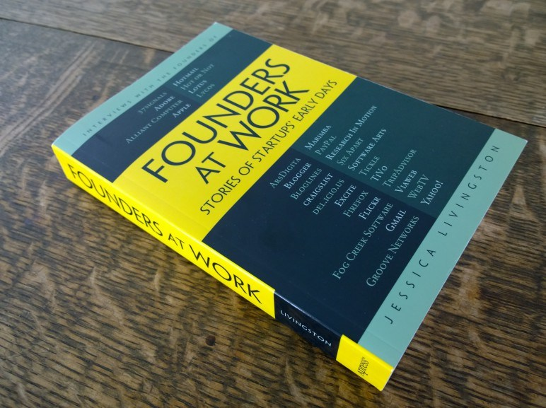 Founders at Work book image